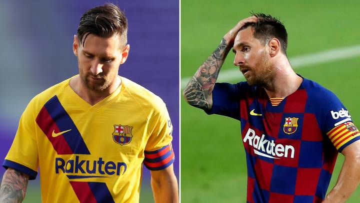 Lionel Messi Only Voted The Second Best Player In La Liga This Season