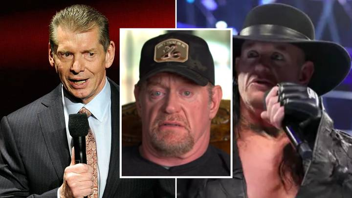The Undertaker 'Signed A Brand New 15-Year Deal' With WWE