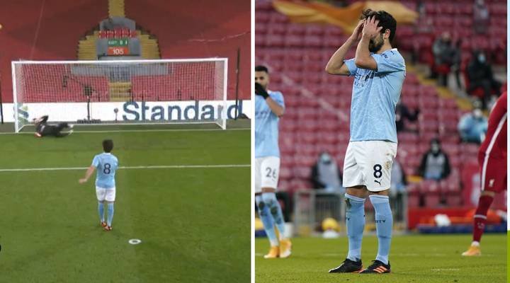Ilkay Gundogan Continues Manchester City's Penalty Curse Against Liverpool