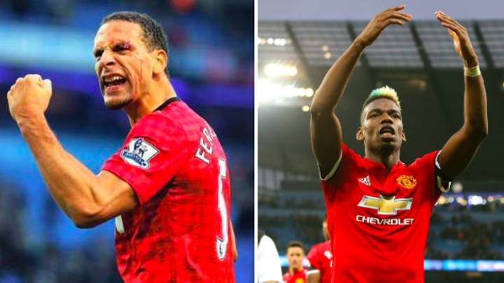 Man United Fans Are Loving Rio Ferdinand's Message After Derby Win