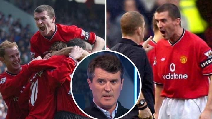 Man United Legend Roy Keane Names Three Premier League Legends Who Were Better Than Him