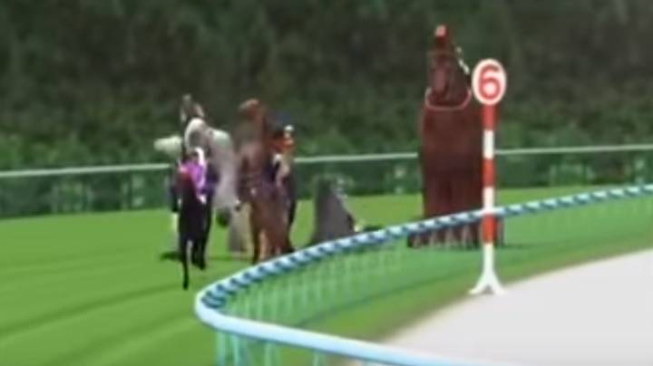 Japanese Virtual Horse Racing Is Actually A Thing