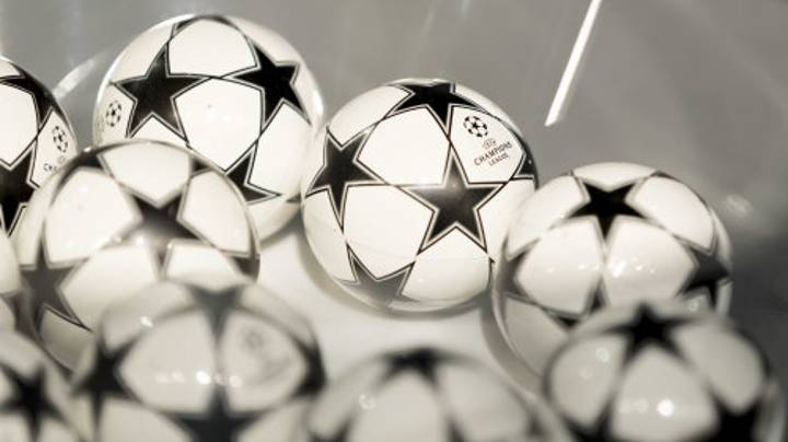 Club Appears To Reveal Champions League Semi-Final Draw, Quickly Deletes