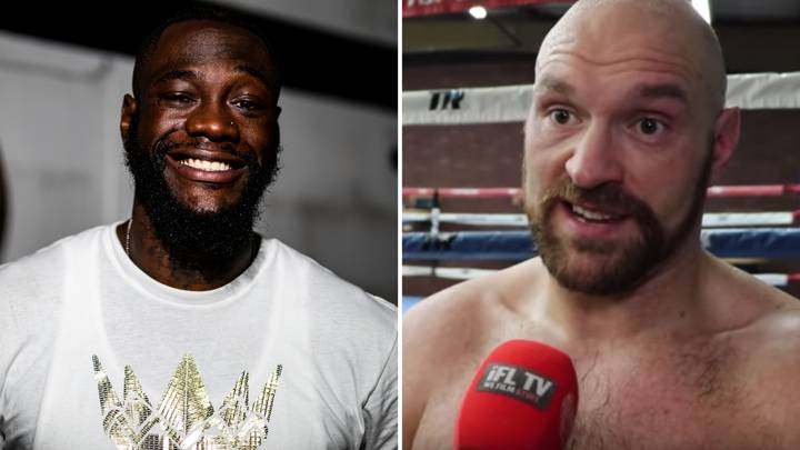 Tyson Fury Reveals His Three-Fight Plan Ahead Of Deontay Wilder Rematch