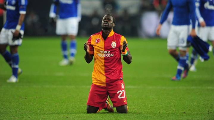 Galatasaray Offer Former Player Emmanuel Eboue A Job