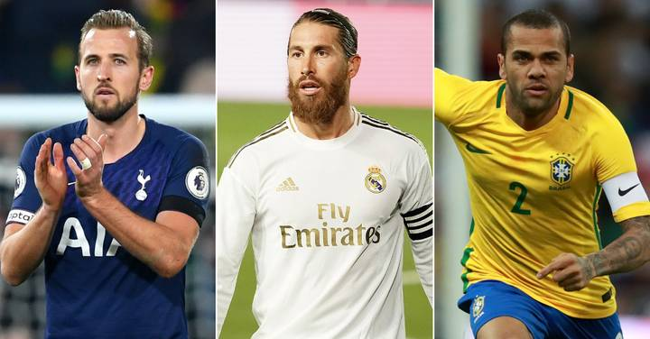 Harry Kane Reveals The 'Toughest' Dream Back Four Of Players He's Faced