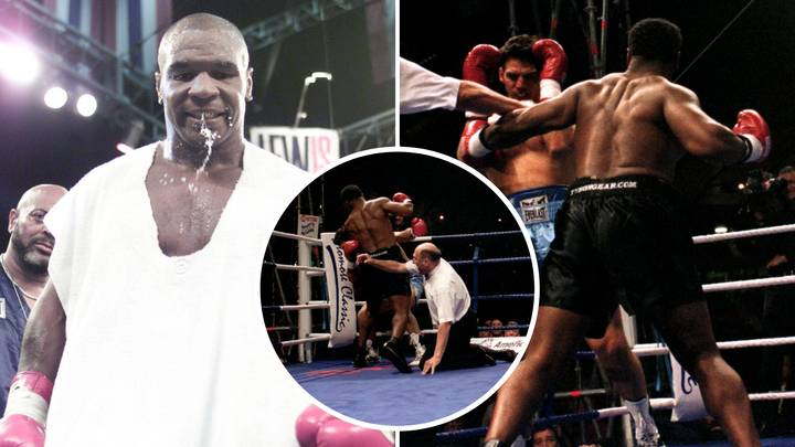 Mike Tyson Explains How He Developed His Ferocious Knockout Power In Boxing