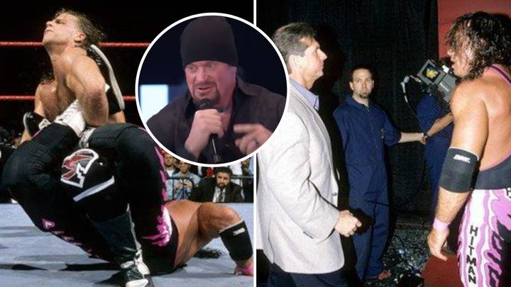 WWE Legend The Undertaker Reveals He Confronted Vince McMahon Over The Infamous Montreal Screwjob