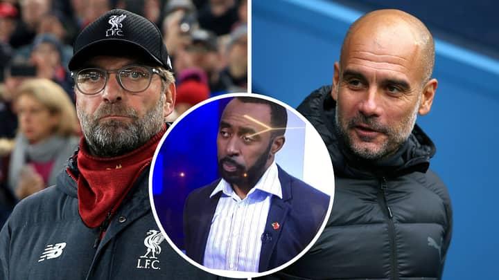 Darius Vassell Picks Controversial Combined Liverpool & Manchester City XI