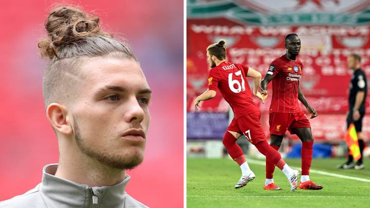 Liverpool's Harvey Elliott Won't Win A Premier League Winners Medal