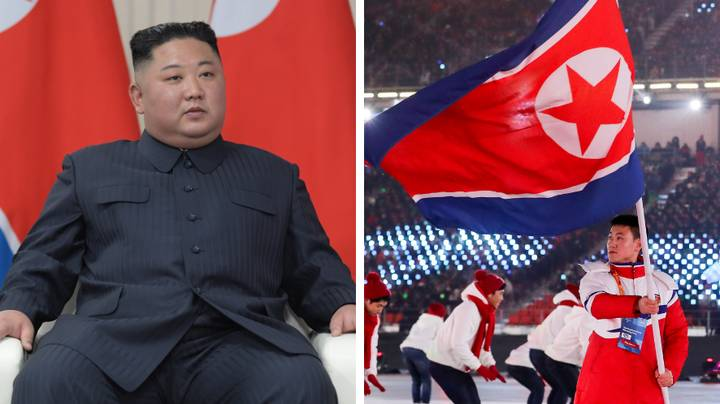 North Korea Banned From 2022 Winter Olympics