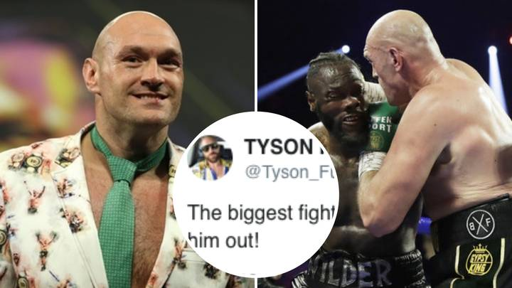 Tyson Fury Eerily Predicted His Path To Top Of The Boxing World In 2013 Tweet