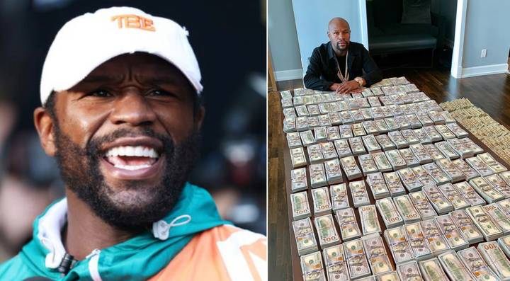 Floyd Mayweather Claims He Has 'Already Made $30 Million' Just from Build Up To Logan Paul Fight