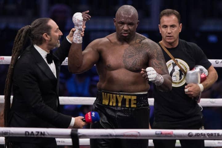 Dillian Whyte Rates Anthony Joshua, Tyson Fury, Deontay Wilder, and Andy Ruiz Jr.