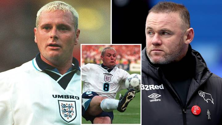 Wayne Rooney Reveals England Star Who He Would 'Love To Manage' After Paul Gascoigne Comparison