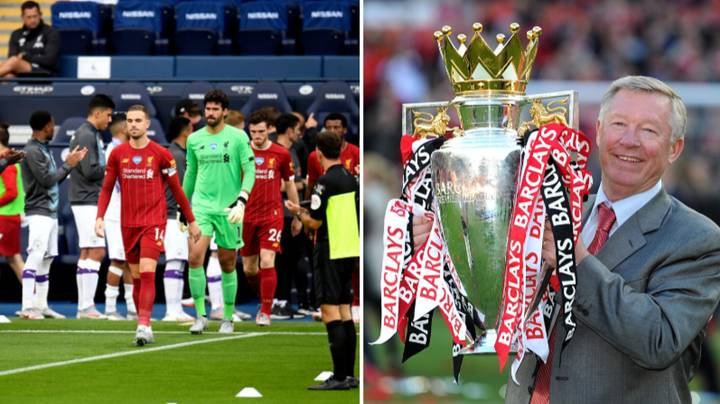 Liverpool Have Recorded More Points Than A Manchester United Team Ever Managed In A 38-Game Season