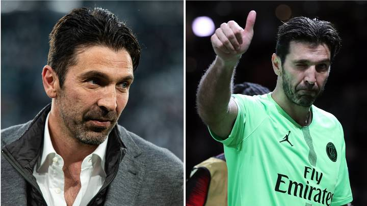 Gianluigi Buffon Is Set For One Final Career Move After Being Axed At PSG