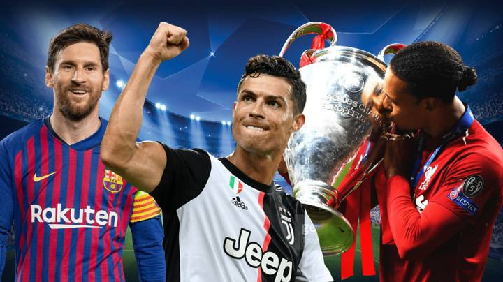 Virgil van Dijk, Cristiano Ronaldo And Lionel Messi Nominated For 2018/19 UEFA Men's Player Of The Year