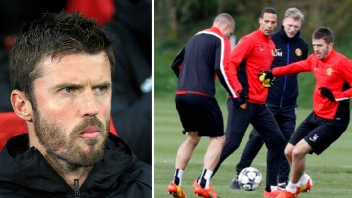 Michael Carrick Reveals What David Moyes Told Manchester United Squad In His First Meeting