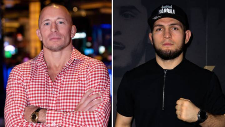 Khabib Nurmagomedov Vs Georges St-Pierre Super-Fight Would Settle 'MMA GOAT Debate,' Says Javier Mendez