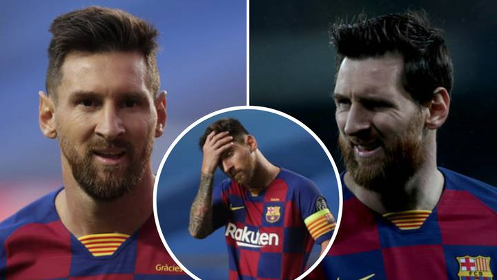 The Exact Moment Lionel Messi Became 'Unhappy' With Barcelona Amid Rumours He Could Quit The Club