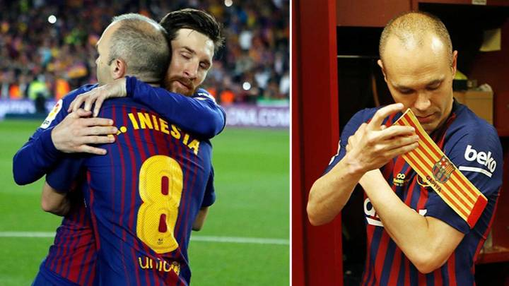 Andres Iniesta Set To Sign For Vissel Kobe