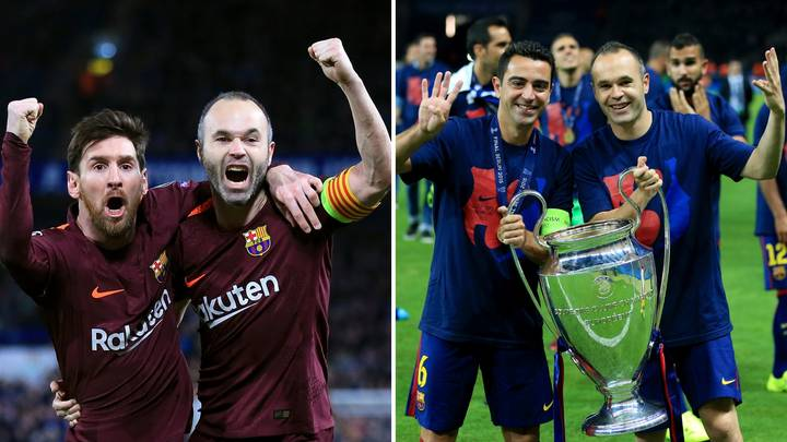 Andrés Iniesta Reveals Ambitions To Become A Coach, Return To Barcelona
