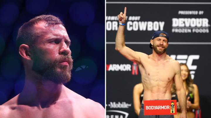 Donald Cerrone Gives Out Address To Fan Who Says He Can't Fight, Again
