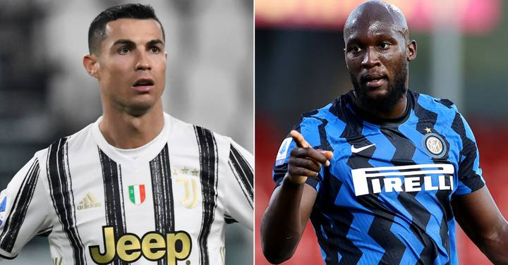 Romelu Lukaku Is 'A More Complete Player' Than Cristiano Ronaldo, Says Italy Legend