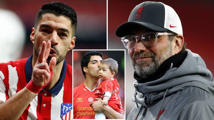 Liverpool Are Preparing Shock Offer For Atletico Madrid Striker Luis Suarez In Summer Transfer Window