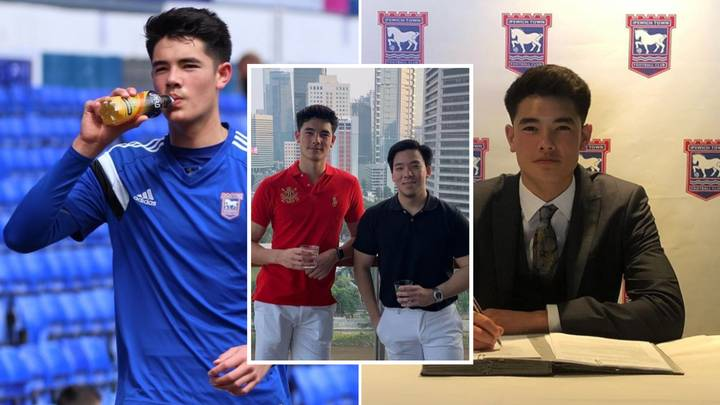 17-Year-Old Ipswich Sensation Elkan Baggott Has More Followers Than Club And Teammates Combined