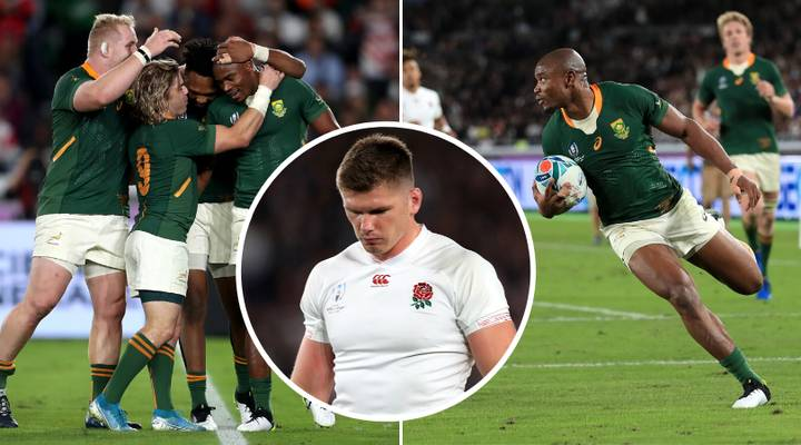 South Africa Thrash England To Win The 2019 Rugby World Cup