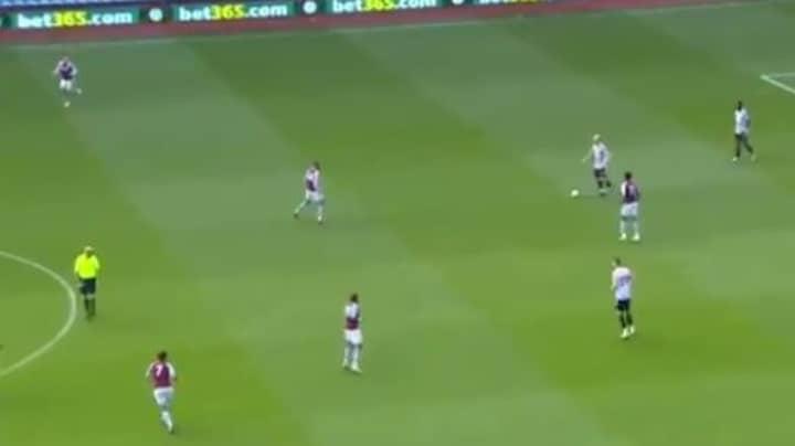 Donny Van De Beek Impressed For Manchester United Against Aston Villa