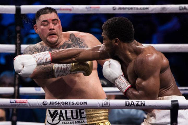 Andy Ruiz Jr Posts For the First Time Since Anthony Joshua Defeat
