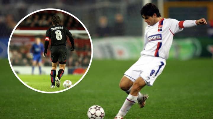 Juninho Pernambucano Is Statistically The Greatest Free-Kick Taker Ever