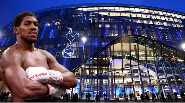 Anthony Joshua To Fight Kubrat Pulev At Tottenham Hotspur Stadium On June 20