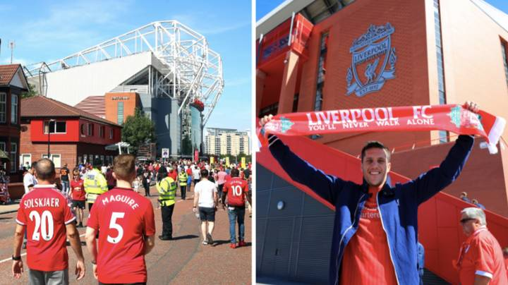 Liverpool And Manchester United Officially Have More Fans In London Than Their City