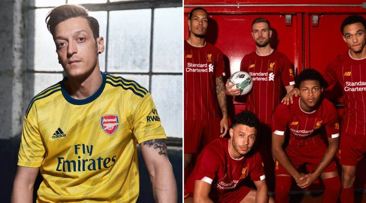 Premier League And Football League Clubs Have Been Ranked Based On 2019-20 Shirt Sales