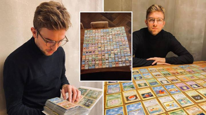 Germany World Cup Winner Christoph Kramer Has Collected All 151 Original Pokemon Cards