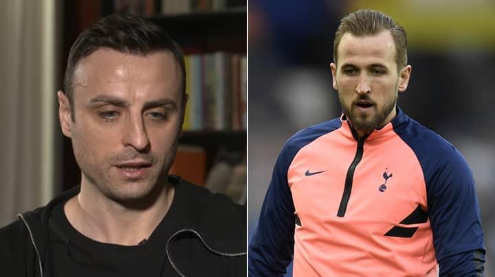 Dimitar Berbatov Gives His Honest Take On Harry Kane's Transfer Dilemma