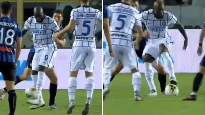 Romelu Lukaku Has Actually Developed A World Class First Touch At Inter Milan