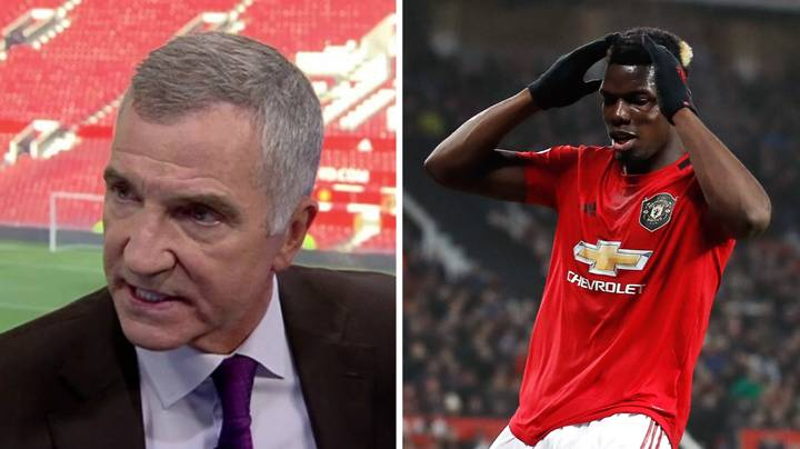 Paul Pogba Finally Responds To Persistent Criticism From Graeme Souness
