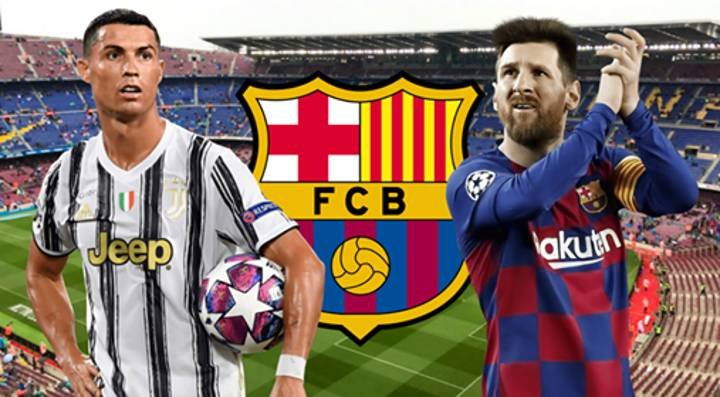 Juventus Have Offered Cristiano Ronaldo To Barcelona And He Could Play With Lionel Messi