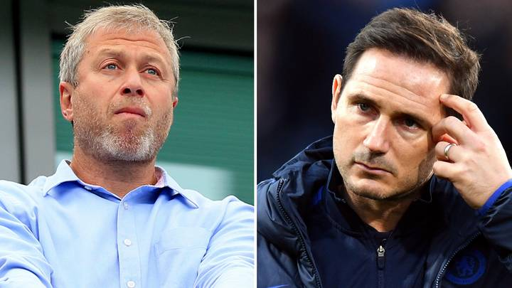 Chelsea Fan Claims That He Will NOT Attend Any More Home Games After Frank Lampard's Sacking