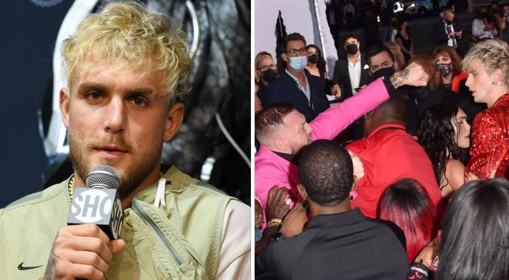 Jake Paul Gives His 'Theory' On Why Conor McGregor 'Tried To Fight' Machine Gun Kelly