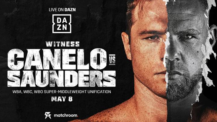 Canelo Vs Saunders: Fight Date, UK Time, Predictions And Odds