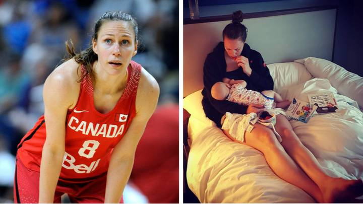 Breastfeeding Mother Granted Permission To Bring Her Baby To Tokyo Olympics