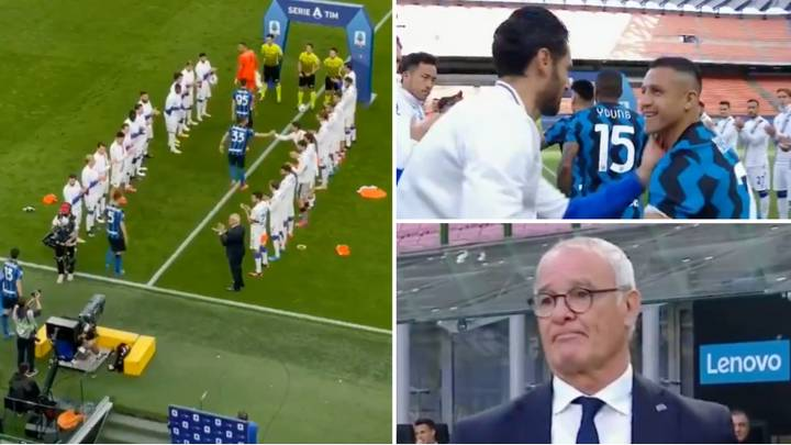Claudio Ranieri Shows His Class By Bringing English Tradition To Serie A