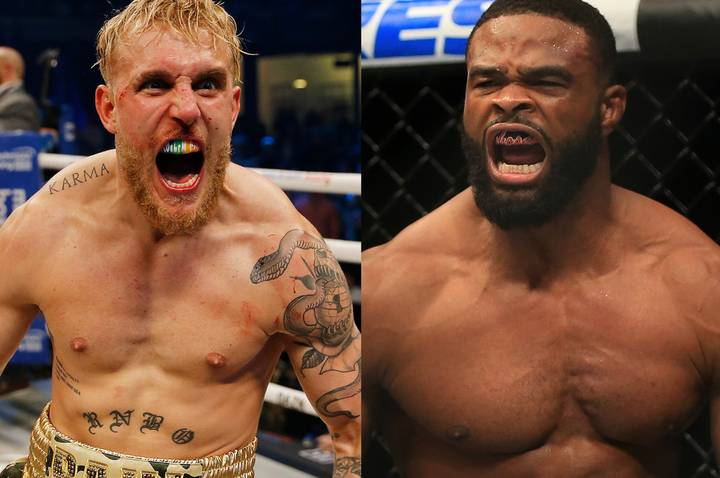 Everything You Need To Know About Jake Paul Vs Tyron Woodley