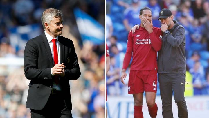 """Virgil van Dijk: """"Manchester United Need To Do Themselves A Favour"""""""
